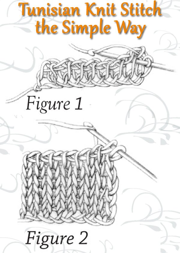 Knitting Draw Up Stitches : Explore Tunisian Patterns, Hooks, Stiches and Best Tunisian Crochet Resources...