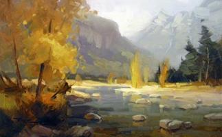 Richard Robinson's Painting Workshop