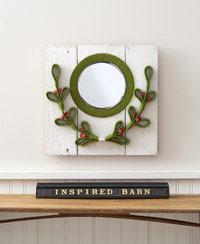 Ephemera DIY Felt Coasters & Tray: A Customized Set for Your Table