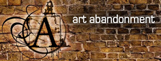 art abandonment logo
